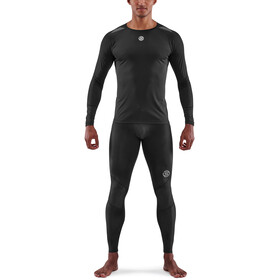 Skins Series-3 Langarm Oberteil Herren black